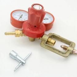 乙炔气瓶减压器