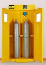 锡林浩特实验室专用气瓶柜
